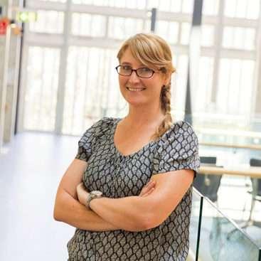 Jess Allen profile green electricity