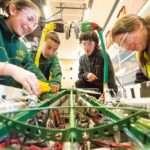 Macquarie University FIRST robotics