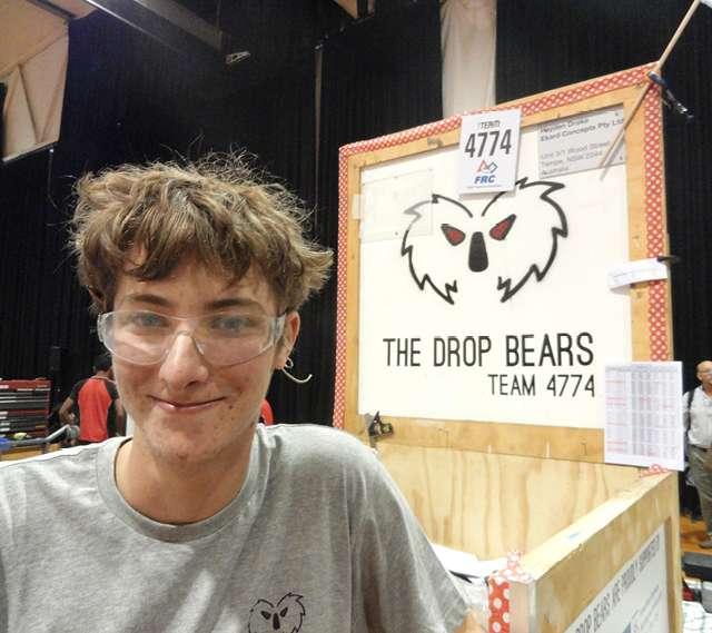 In Text Ryan Drop Bears