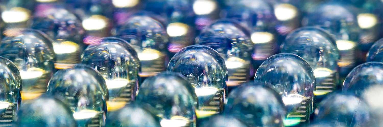 physics of LED lights