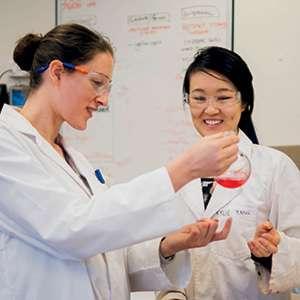 Biochemistry researcher