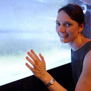 Marine science professor Martina Doblin