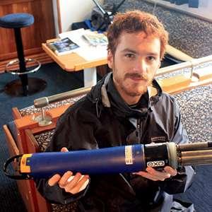 Willem Huiskamp, Climate change researcher
