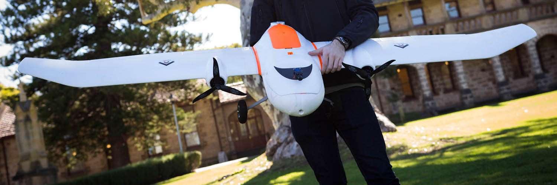 build a drone