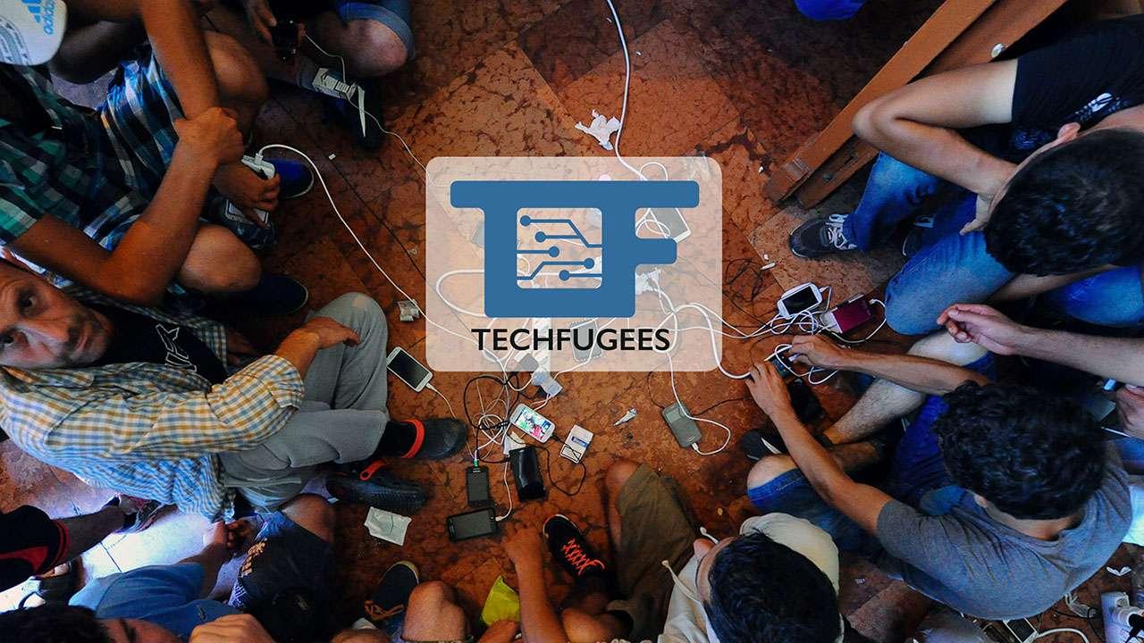techfugees asylum seekers