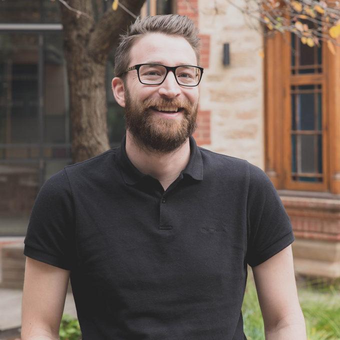 Grant Osborne masters of data science, Adelaide
