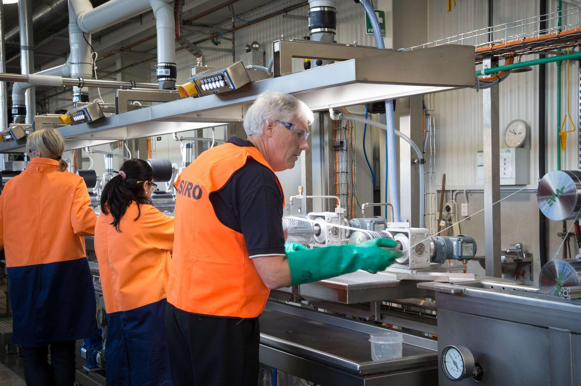 CSIRO carbon fibre breakthrough