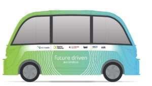 driverless car - autonobus La Trobe