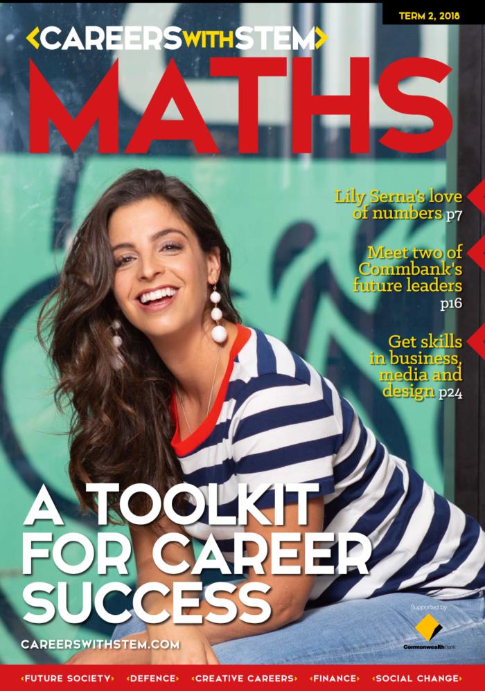 Careers with STEM: Maths magazine 2018