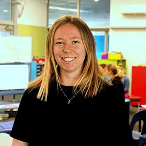 Hayley van Waas, Software Engineer and CS Education