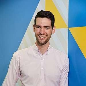 James Ross, Data scientist at Commbank demonstrates maths graduate jobs