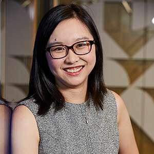 Sophia Guo, Risk Graduate from Commonwealth Bank graduate program