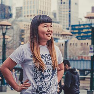 Lisy kane, girl geek academy founder