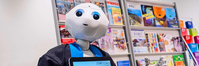 Natural Language Processing Robot