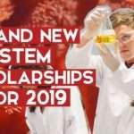 VIDEO: Brand new postgraduate scholarships