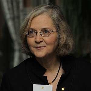 Nobel Laureate Elizabeth Blackburn