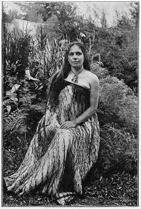 Makereti Papakura - Maori anthropologist