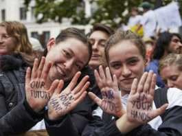 Strke For Climate Protests