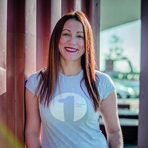 Miriana Lowrie, 1Centre founder