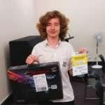 How I won the CODE4FUN Christmas Coding Challenge
