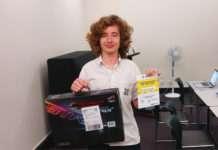 Code4Fun Christmas Coding Challenge Winner Rafael Deubler