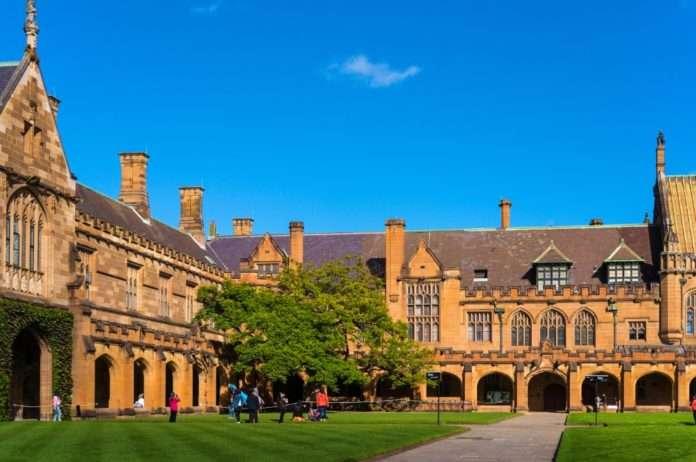 University of Sydney grounds