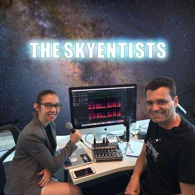 The Skyentists Podcast