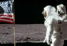 moon landing conspiracy