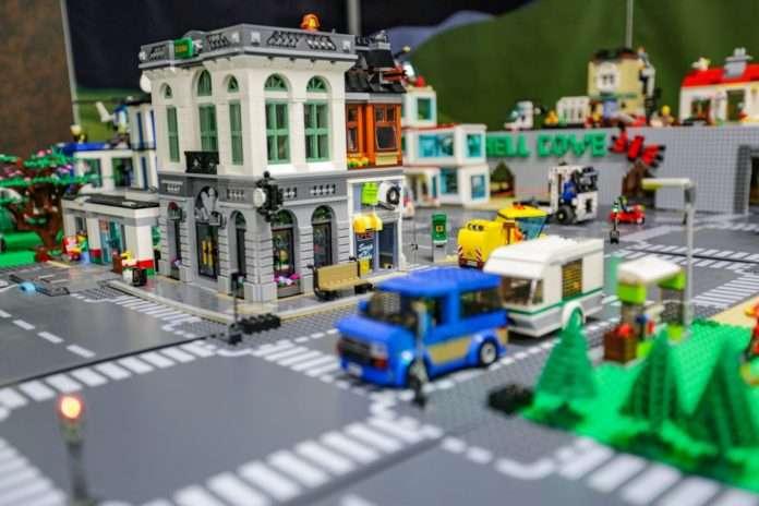 Shell Cove Lego city