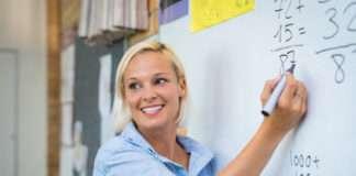 maths teacher scholarship australia