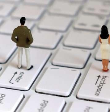 gender gap in tech