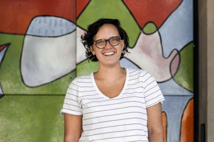 Samara Garrett-Rickman forensic biologist UTS