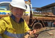 Sophie Cross science career australia