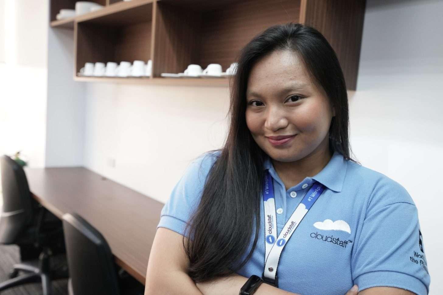 Chrisnel Tiglao Cloudstaff women in STEM