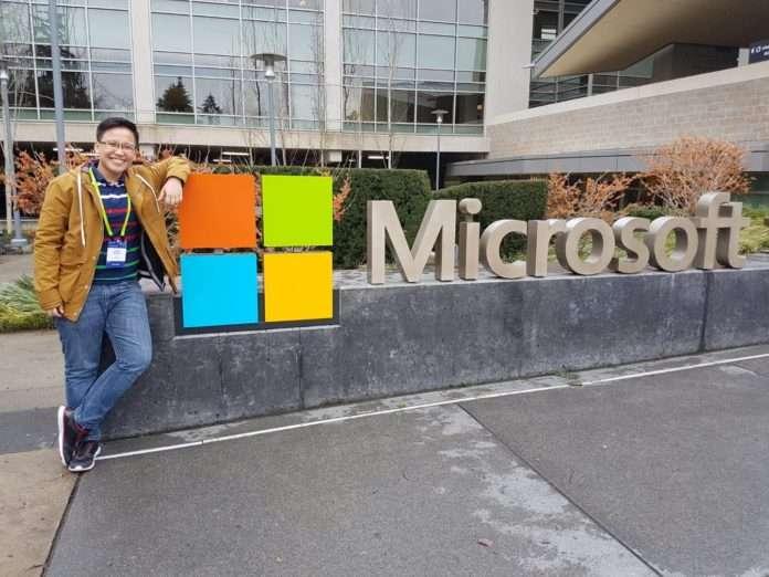 Yvette Watson Microsoft Philippines Careers with STEM