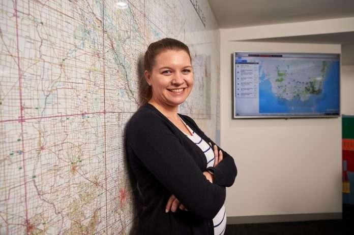 Rachel Bessell CFA fire researcher Careers with STEM maths