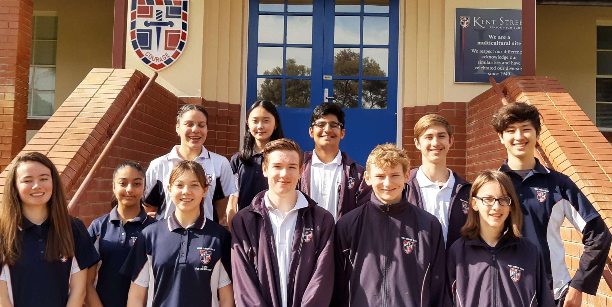 Kent St High School