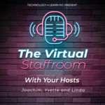 Listen to The Virtual Staffroom – a new edtech podcast for teachers by teachers