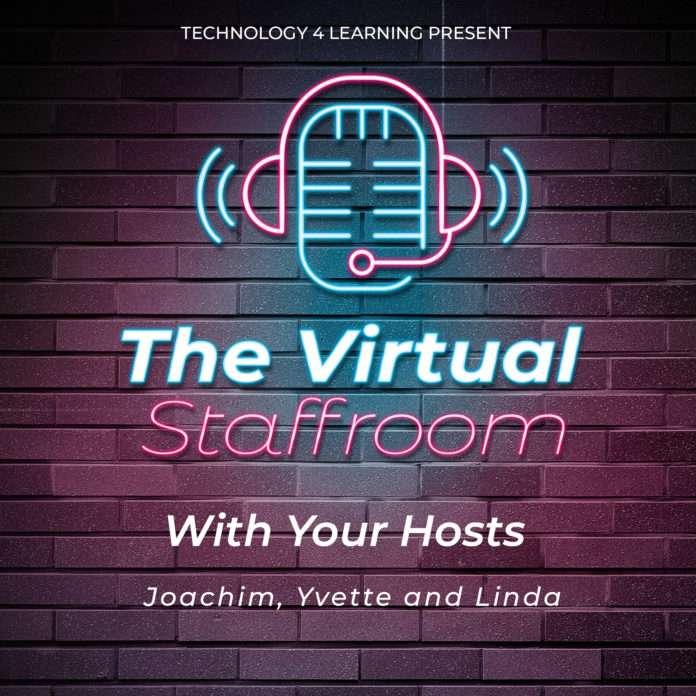 The virtual staffroom podcast