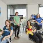 Meet the Google roomies!