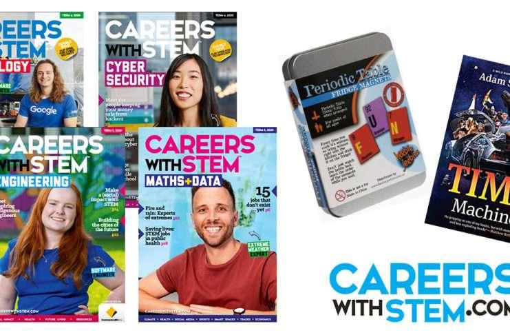 STEM back-to-school prize pack