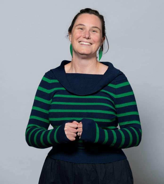Helen Maynard-Casely, instrument scientist