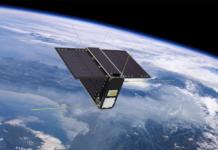 SASAT1 Space Services Mission