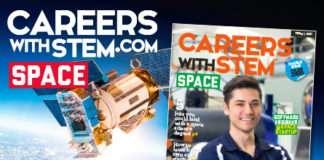 Careers with STEM: Space webinar