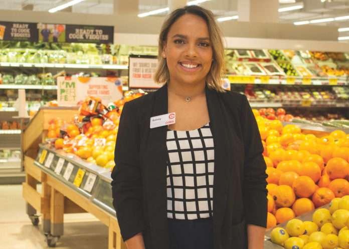 Bonny Rawson - food technologist