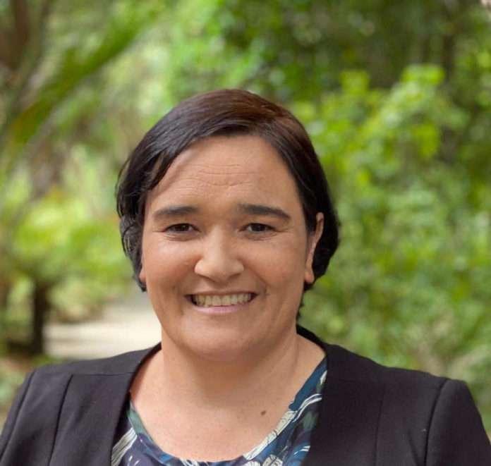 Naomi Manu - Director of Pūhoro STEM Academy