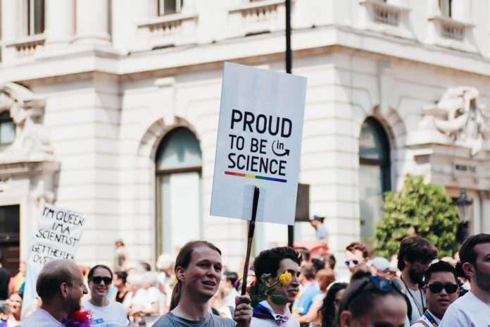 LGBTQ+ role models in STEM