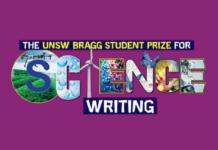 UNSW Students Bragg Prize