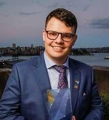 NSW Bragg Prize 2021 Judge Corey Tutt