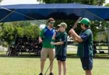 Students investigating Aboriginal and Torres Strait Islander tools
